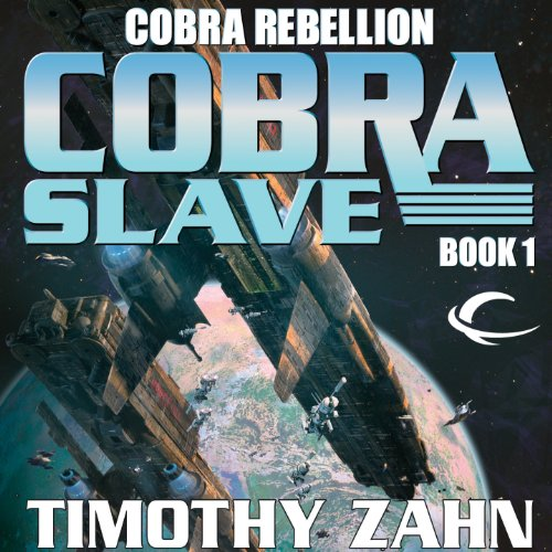 Cobra Slave audiobook cover art