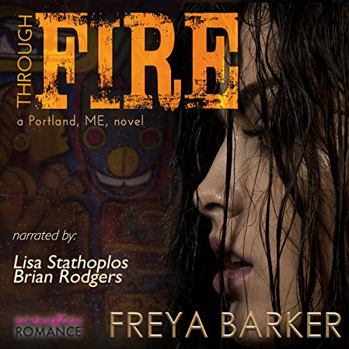 Couverture de Through Fire