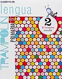Proyecto Trampolín, lengua, 2 Educación Primaria. 2 trimestre. Cuaderno (versión pauta): Lengua...