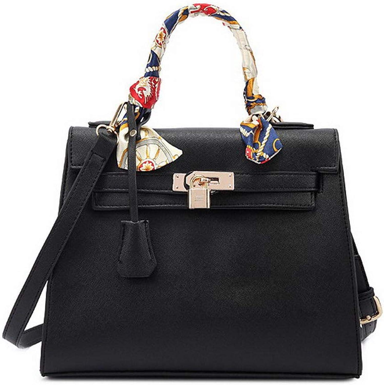AllhqFashion Women's PU Shoulder Bags Casual Charms Crossbody Bags,FBUBD181524