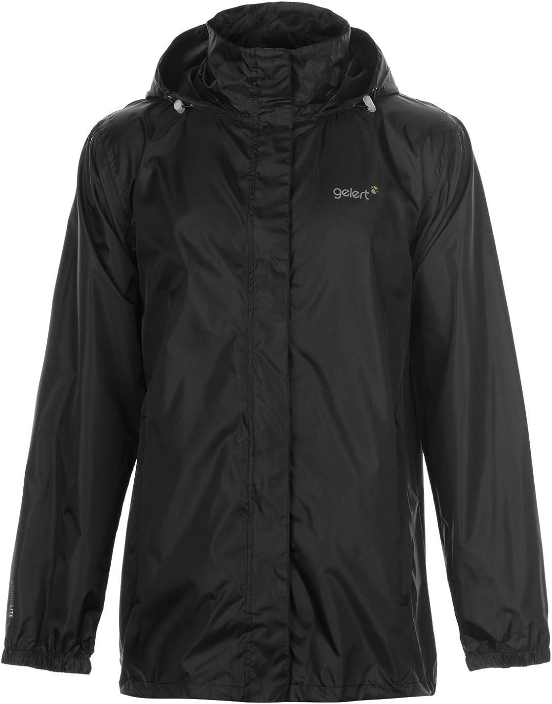 Gelert Mens Packaway Waterproof Jacket