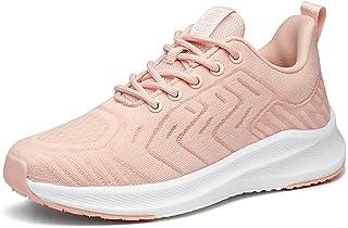 Femme Chaussures de Sport Baskets de Running Fitness Course Casual Sneakers Basses