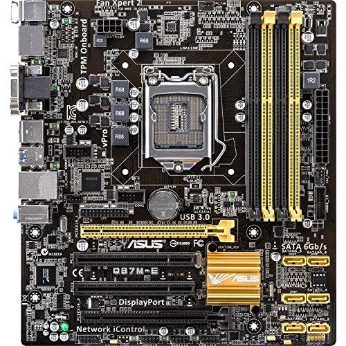 ASUS Q87M-E/CSM -LGA1150 Intel Q87 Chipset mATX Motherboard