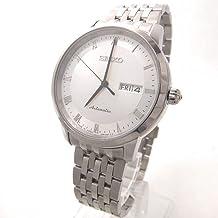 (セイコー)SEIKO 自動巻き 腕時計 129.3g ステンレススチール/サファイアガラス メンズ 中古