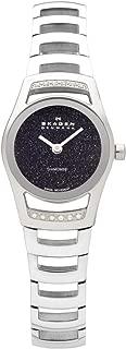 Skagen Women's Black Label Swiss Mvmnt Elegant with Stainless Steel Watch