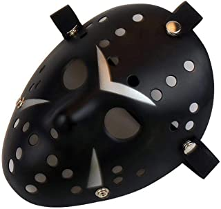 Horror Halloween Costume Hockey Mask Party Cosplay Props