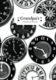 Grandpa's Life History & Memories: Preserve Your Grandfathers, Grandad, or Grandaddy Memoirs With Our Beautiful Book | Journal, Keepsake | Father's ... (Family History) (Volume 5);Family History