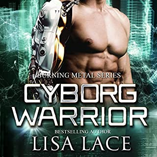 Cyborg Warrior audiobook cover art
