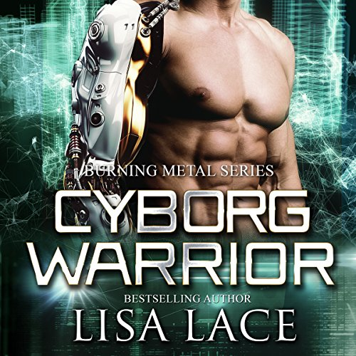 Cyborg Warrior  By  cover art
