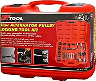 Pk Tool PT51007 Alternator Pulley Remover 23 Pieces Tool Kit