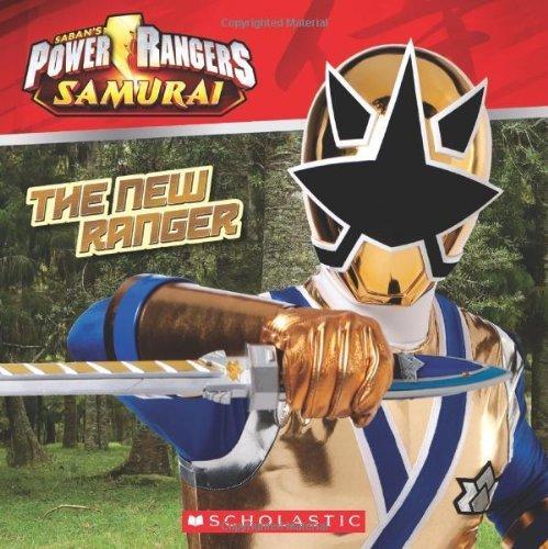 Power Rangers Samurai: The New Ranger by Scholastic, Easton, Marilyn (2012) Paperback