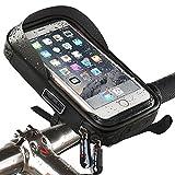 Wheelup - Support de Vélo Imperméable , Montagne Pour Téléphone Avec Sac De Cadre...