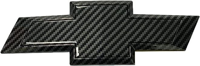 Car Sales 2011-2014 Chevy Cruze Front Bumper Emblem carbon fibre Grille Badge Grill Sign Symbol Logo (carbon fibre, front)