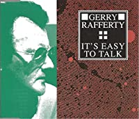 It's easy to talk [Single-CD]