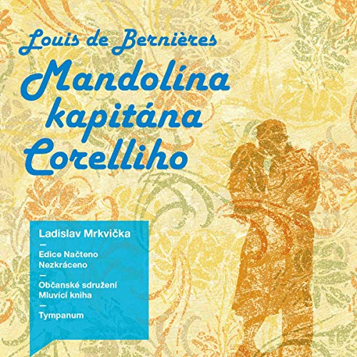 Mandolína kapitána Corelliho audiobook cover art