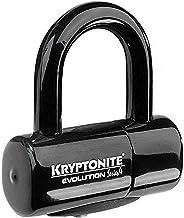 Kryptonite 999607 Evolution Schijfvergrendeling, Zwart