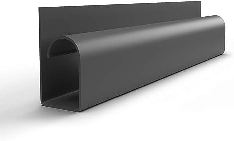 Large Hook Channel Cable Raceway 1 Piece 36 Black By Electriduct Baumarkt