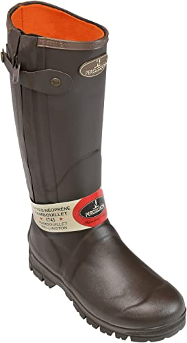 Percussion - Bottes de chasse full zip Rambouillet Percussion -39