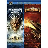 Dragonquest / Merlin & The War of the Dragons