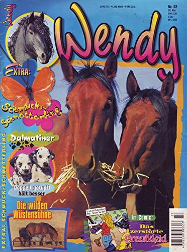 Wendy Nr. 22 im Comic. Das zerstörte Brautkleid