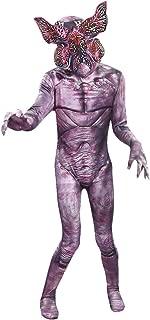 Adult Kids Demogorgon Zentai Jumpsuit Costume Season 3 Tights Bodysuit Full Set