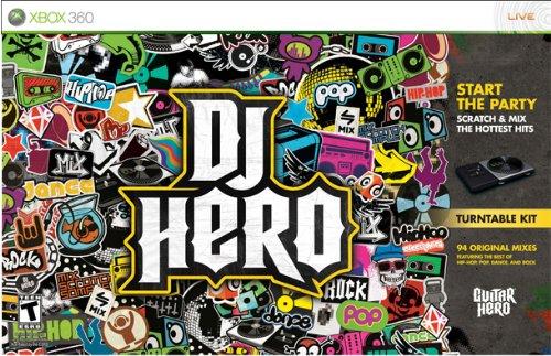 DJ Hero: Bundle with Turntable
