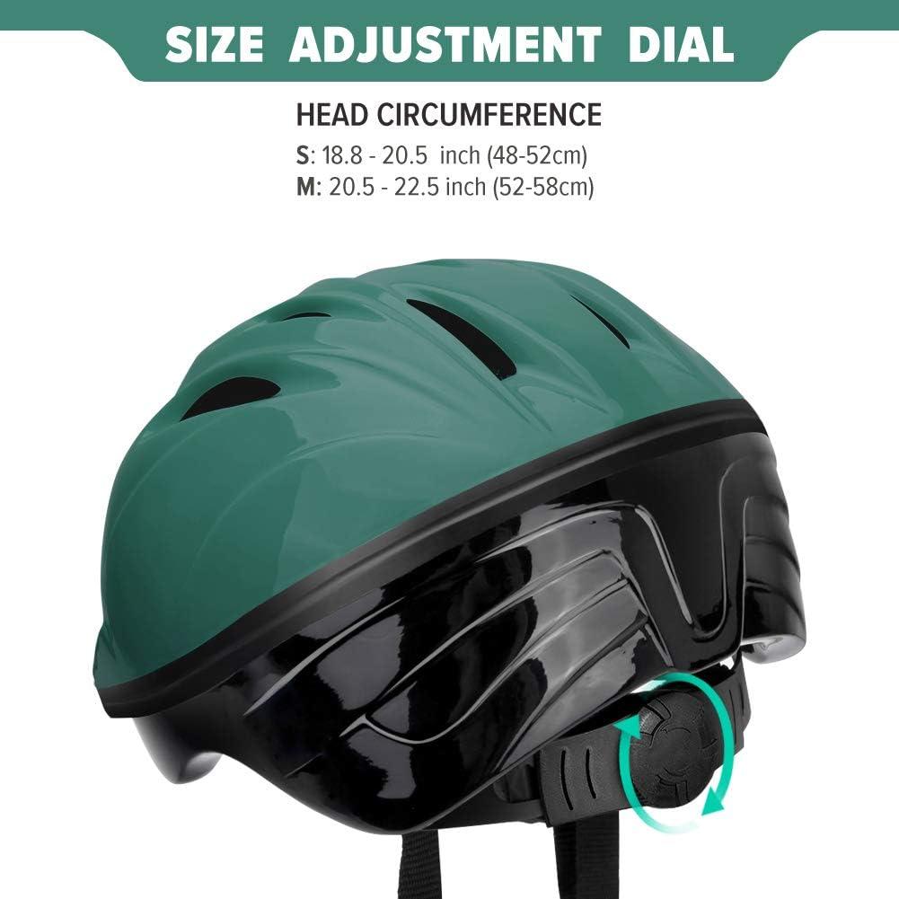OutdoorMaster Toddler Kids Bike Helmet 14 Vents for Kids Skating Cycling Scooter CPSC Certified Multi-Sport 2 Sizes Adjustable Safety Helmet for Children Age 3-11