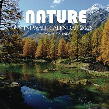 Best 2018 wall calendar nature Reviews