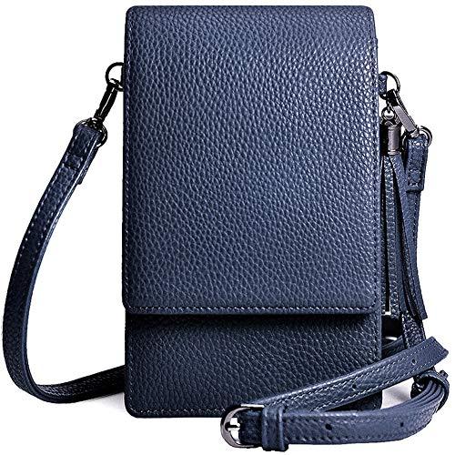 Small Crossbody Bag Cell Phone Purse Wallet Lightweight Roomy Travel Passport Bag Crossbody Handbags...