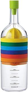 ZNOKA Multipurpose Function Kitchen Tool Bottle 8 In 1, Kitchen Cooking Tools Kitchen Gadget (Funnel, Lemon Squeezer, Spic...