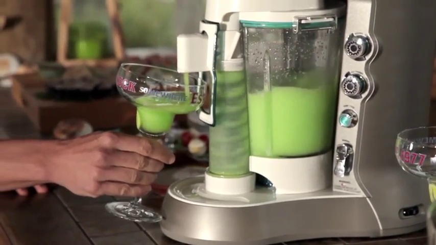 Get the party started with a Margaritaville frozen drink maker