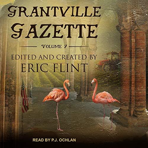 Grantville Gazette, Volume VII  By  cover art