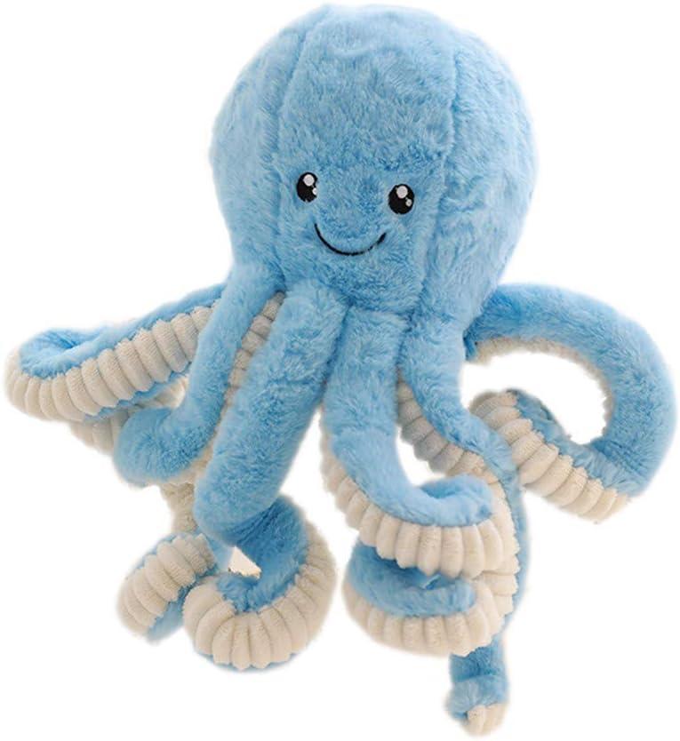 Binory Octopuss Stuffed Animal Oklahoma City Mall Plush Doll overseas Squid 15.7