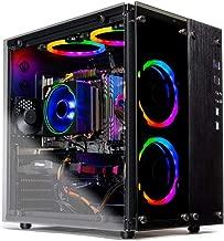 SkyTech Legacy II – Gaming Computer PC Desktop – Ryzen 7 2700 8-Core 3.2 GHz,..
