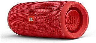 JBL JBLFLIP5RED Flip 5 Portable Waterproof Bluetooth Speaker - Red