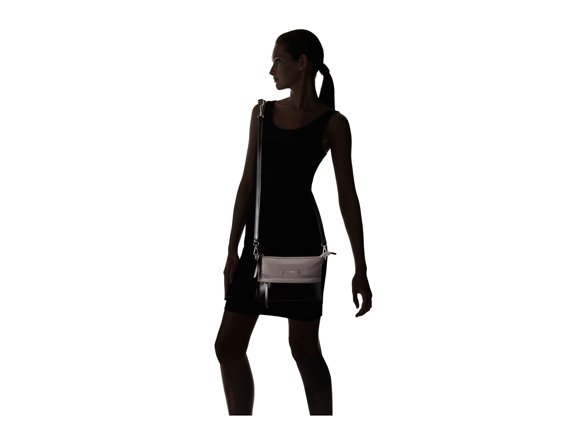Nylon Convertible Kala Sports Accessories Grey Crossbody Lodis TS4c57WFx