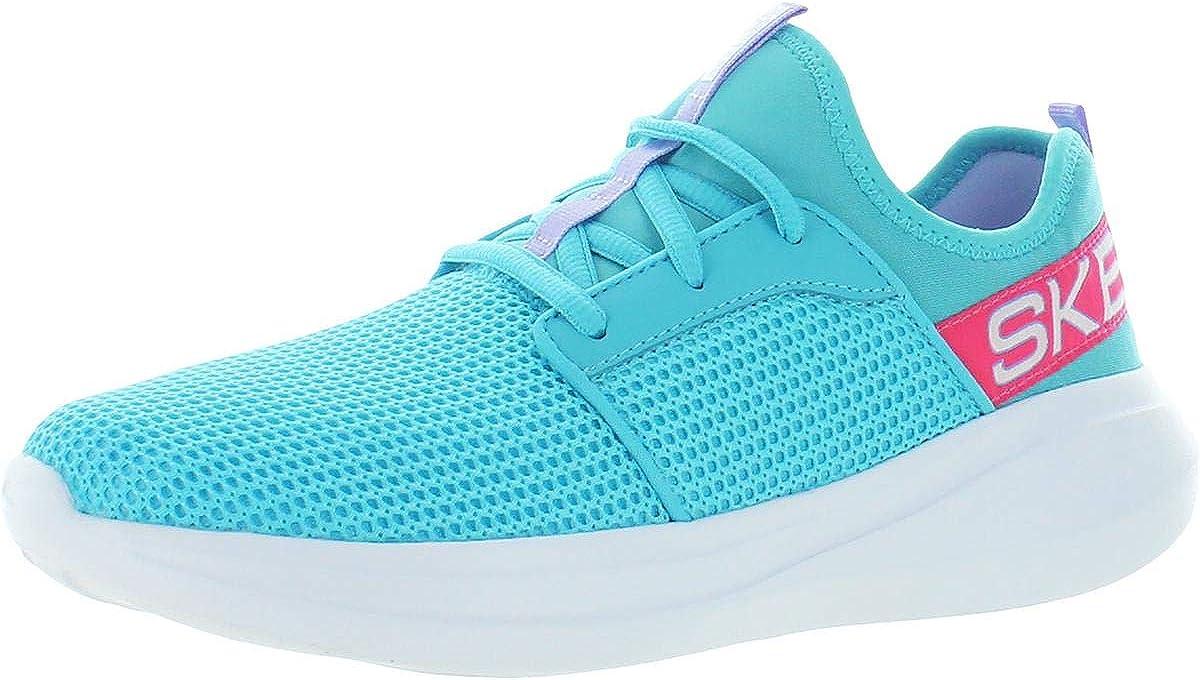 Skechers Girl's Cash special price GOrun Fast - outlet Valor Kid Sneaker Big Little K