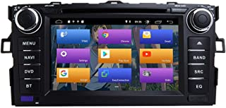 $568 » Android 10.0 Double Din Stereo GPS Navigation Multimedia Player 7 inch Touch Screen Online Offline Map Sat Nav for Toyota ...