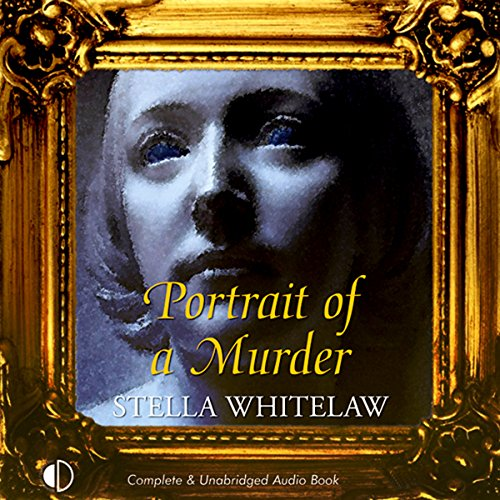 Portrait of a Murder audiobook cover art