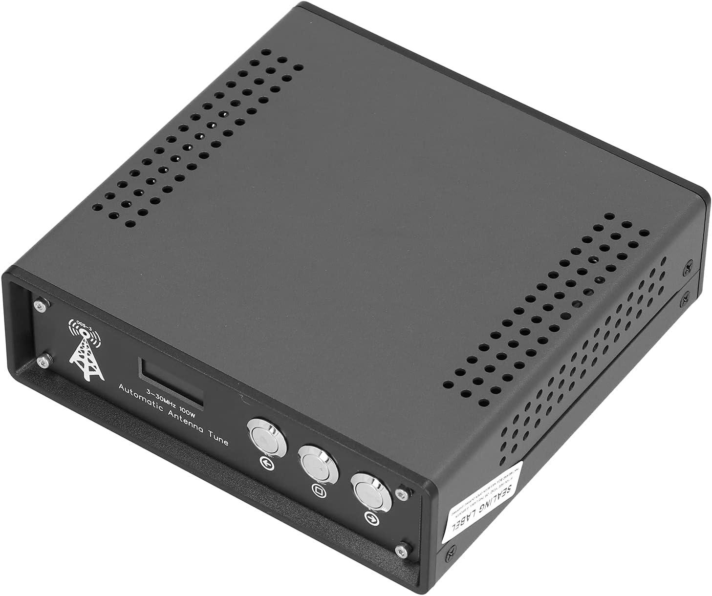 CUTULAMO Cash special price Shortwave Antenna Tuner Cable USB Super-cheap Large