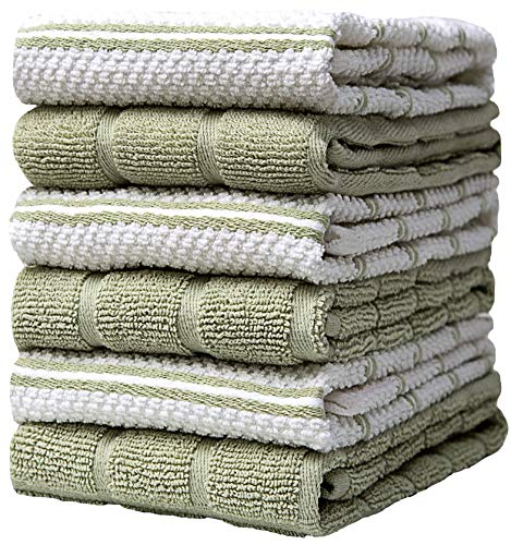 Top 10 Best Selling List for sage kitchen towels