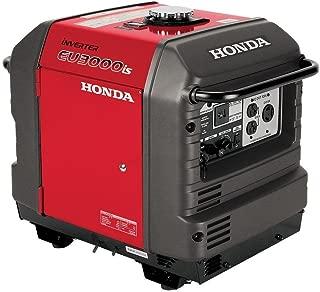 Honda EU3000iS, 2800 Running Watts/3000 Starting Watts, Gas Powered, Portable Inverter