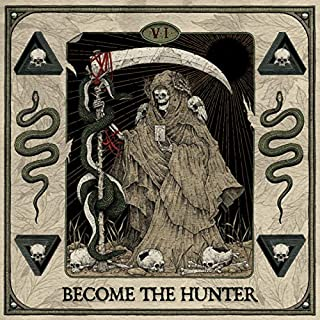 Become The Hunter (Gold Vinyl)