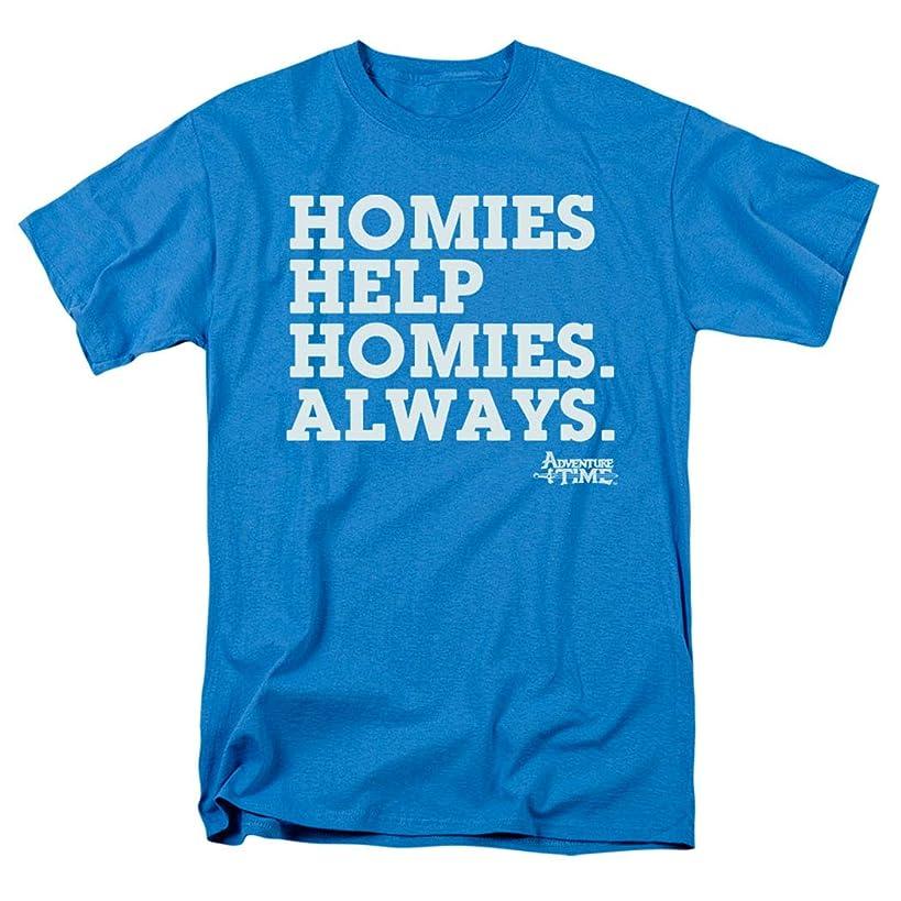 Adventure Time Homies Help Cartoon Network T Shirt
