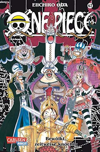 One Piece, Bd.47, Bewölkt, zeitweise knochig.