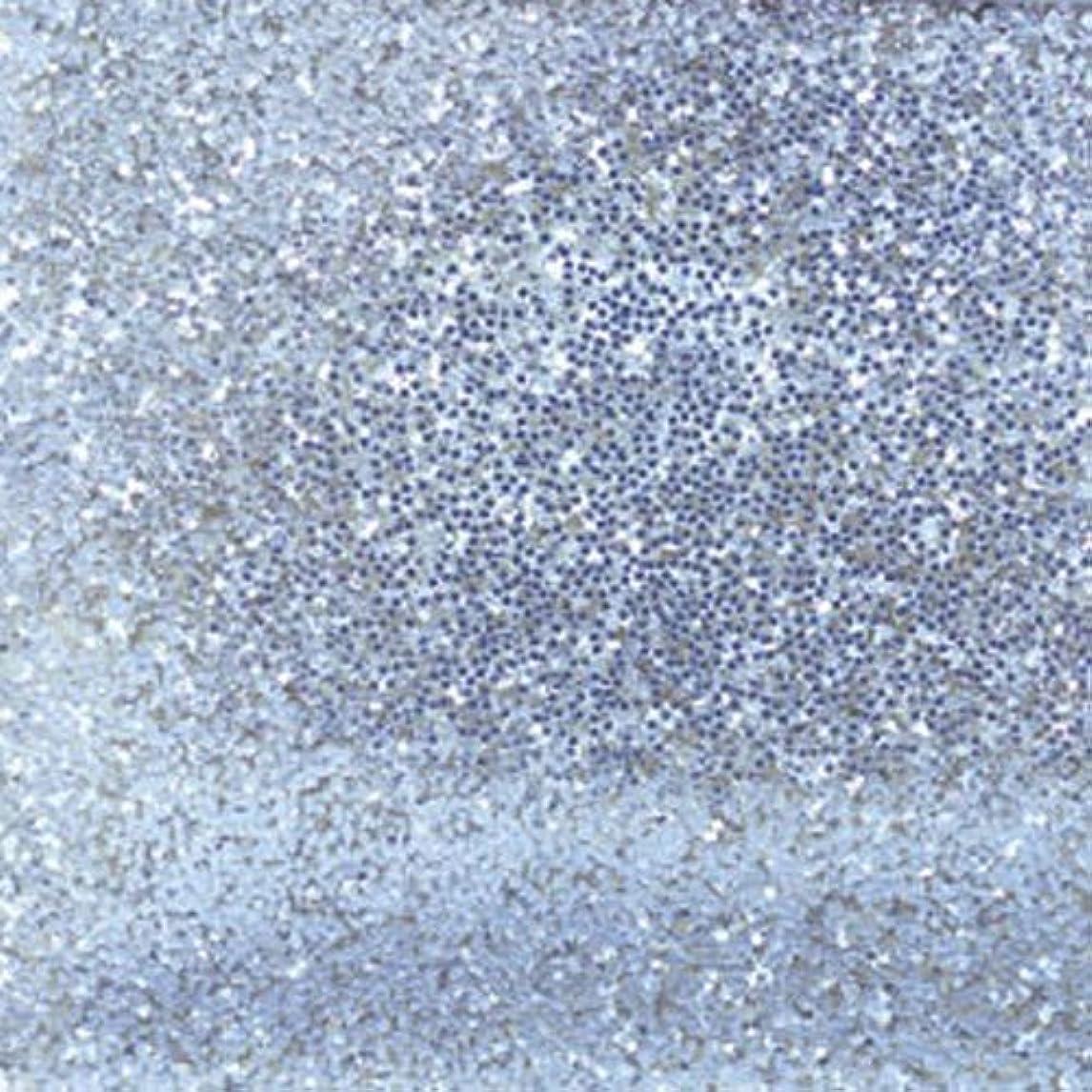 シネウィわかりやすいエンディングピカエース ネイル用パウダー ラメシャインN M #331 シルバー 0.7g