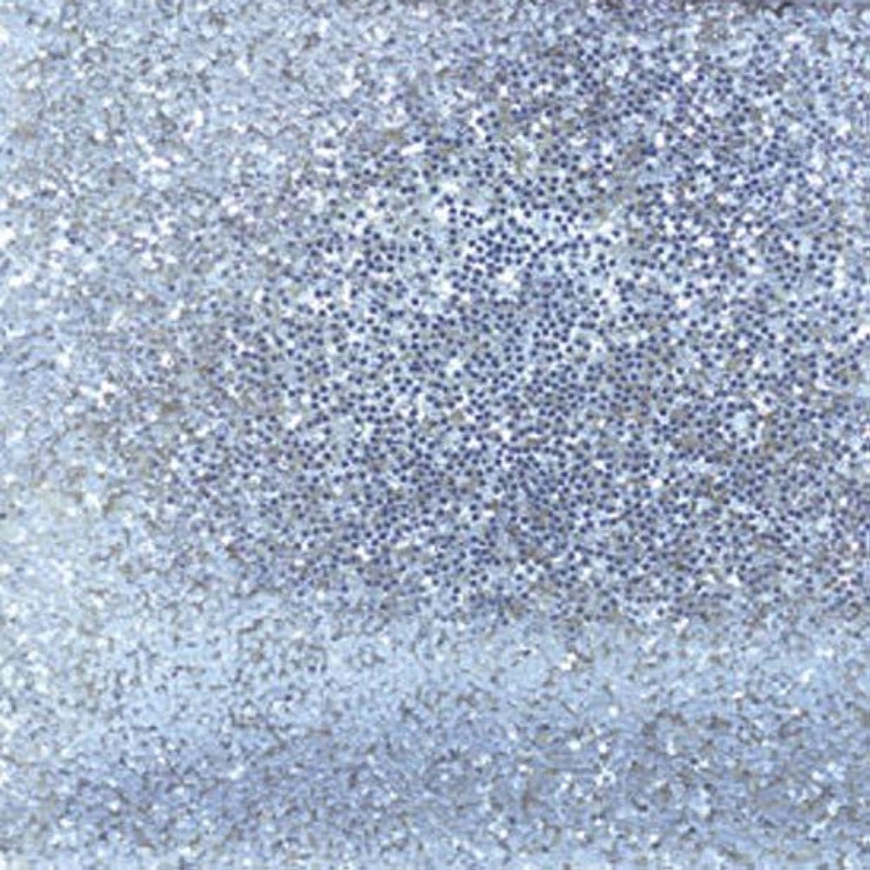 ニンニクキュービック繰り返しピカエース ネイル用パウダー ラメシャインN M #331 シルバー 0.7g
