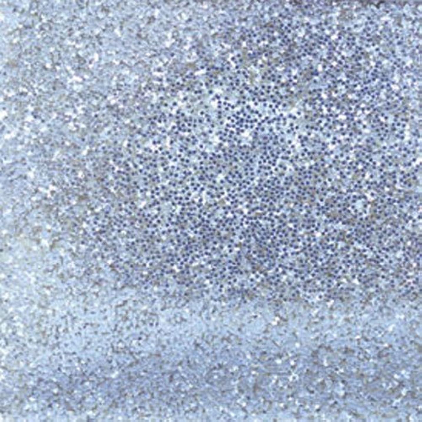 イソギンチャク王位写真を描くピカエース ネイル用パウダー ラメシャインN M #331 シルバー 0.7g
