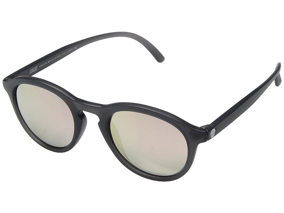 081b6fb5d9 Sunski Singlefin (Tortoise Fade Forest) Sport Sunglasses