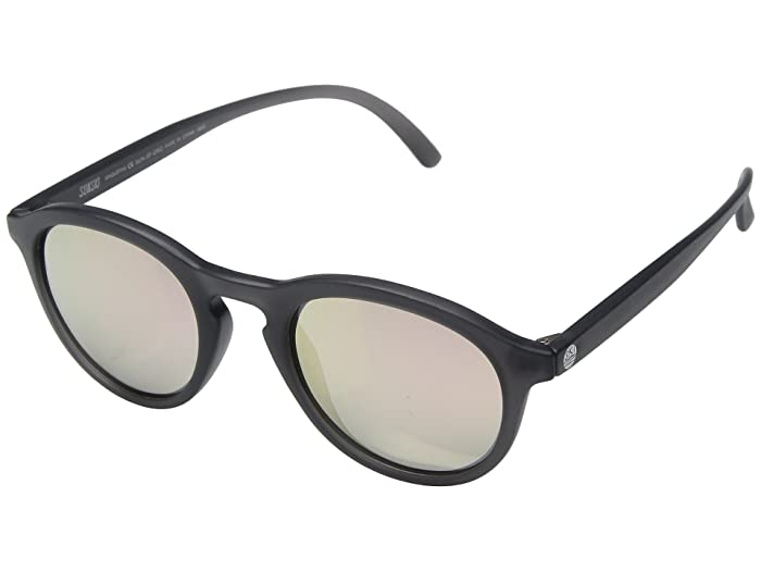 Sunski Singlefins Lifestyle Collection (Tortoise Fade/Forest) Sport Sunglasses